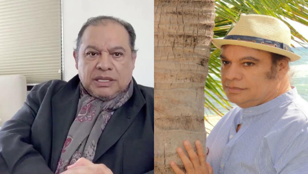 Circula #VIDEO de un Hombre que asegura ser Juan Gabriel y manda mensaje
