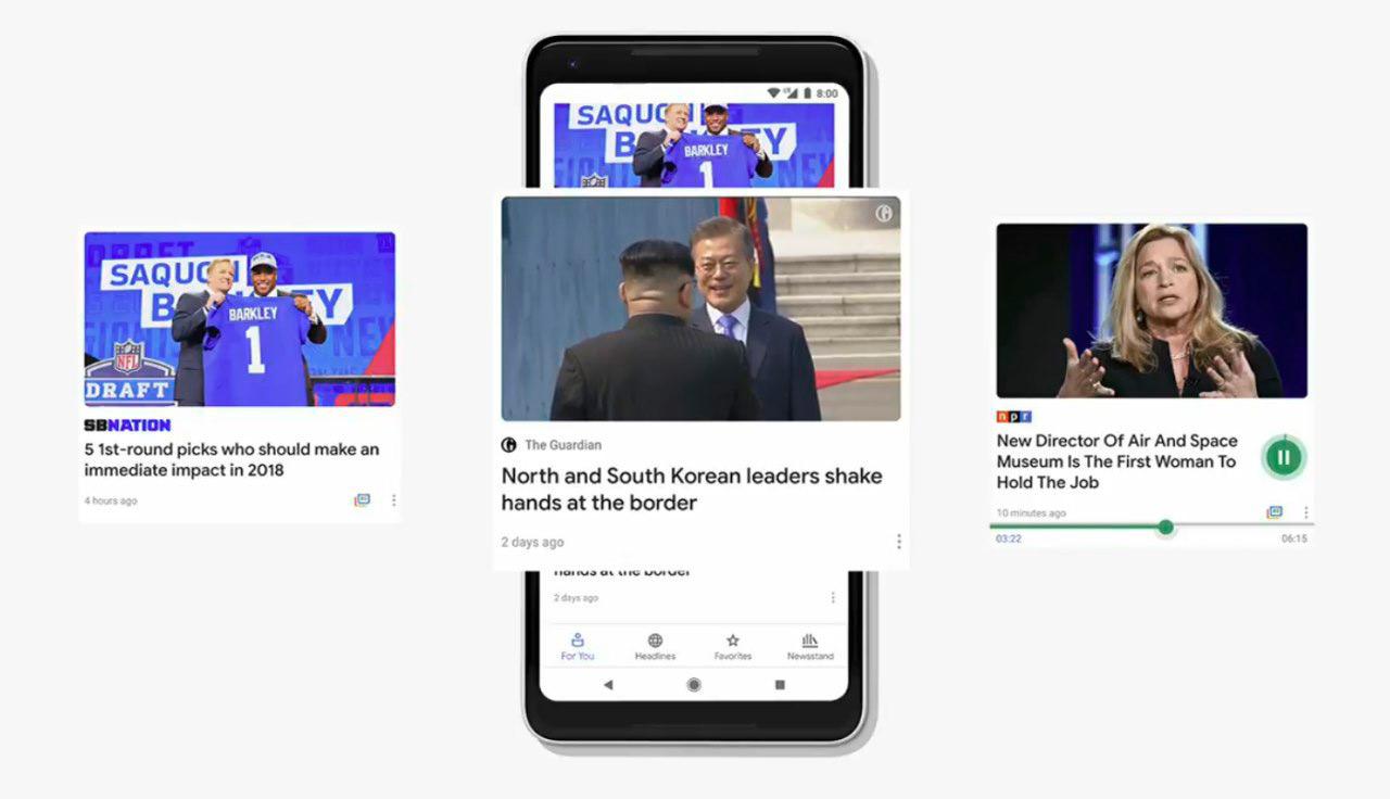 Google pagará a medios por sus noticias